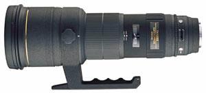 Sigma announce 500mm f/4.5 EX DG HSM telephoto