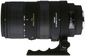 Sigma APO 80-400mm F4.5-5.6 EX OS