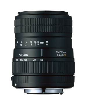 Sigma announce three new lenses