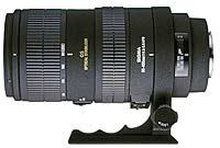 Sigma introduce 80-400mm f/4.5-5.6 EX OS