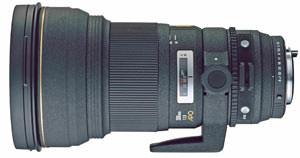 Sigma launch 300mm f/2.8 APO EX DG HSM lens