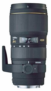 Sigma launch APO 70-200mm f/2.8 EX DG / HSM lens