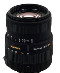 Sigma 18-50mm DC HSM and 55-200mm DC HSM lenses launched
