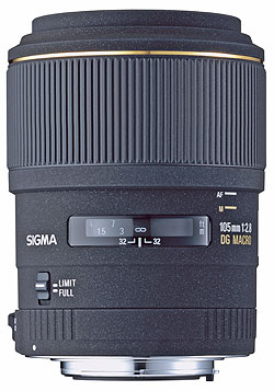 Sigma launch two Macro EX DG lenses