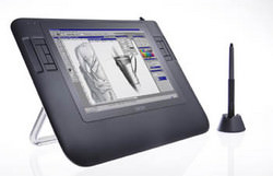 Wacom's Cintiq 12WX pen display
