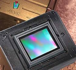 Sinar develop a 22 megapixel sensor
