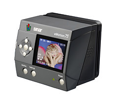 Sinar eMotion75 digital back
