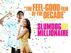 Slumdog Millionaire Logo