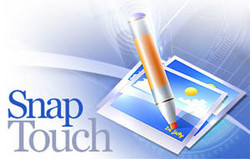 SnapTouch logo