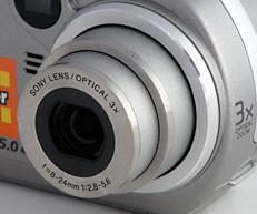 Sony CyberShot DSC-P92