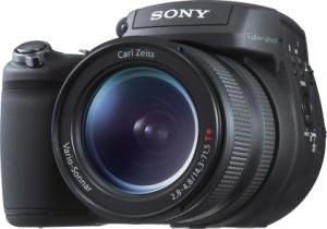 Sony Cyber-shot DSC-R1 announced