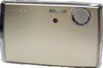 Sony Cyber-shot T33
