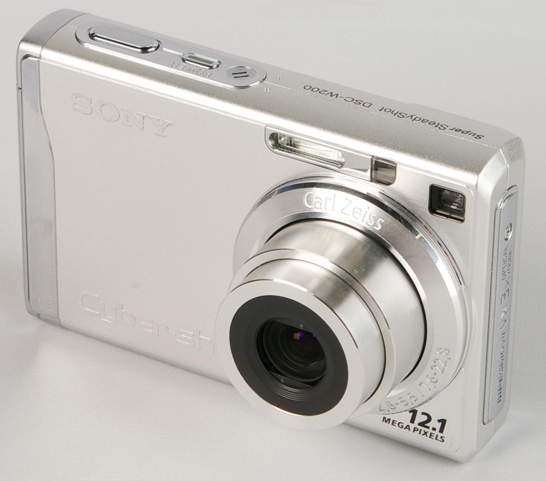 sony cyber shot w200 digital camera review rh ephotozine com Sony W900 Sony W995