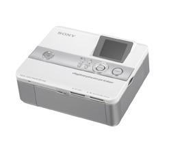 Sony DPP-FP55 and DPP-FP35 dye-sublimation printers