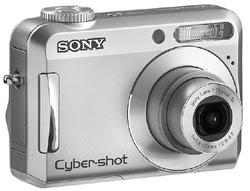 Sony DSC S650