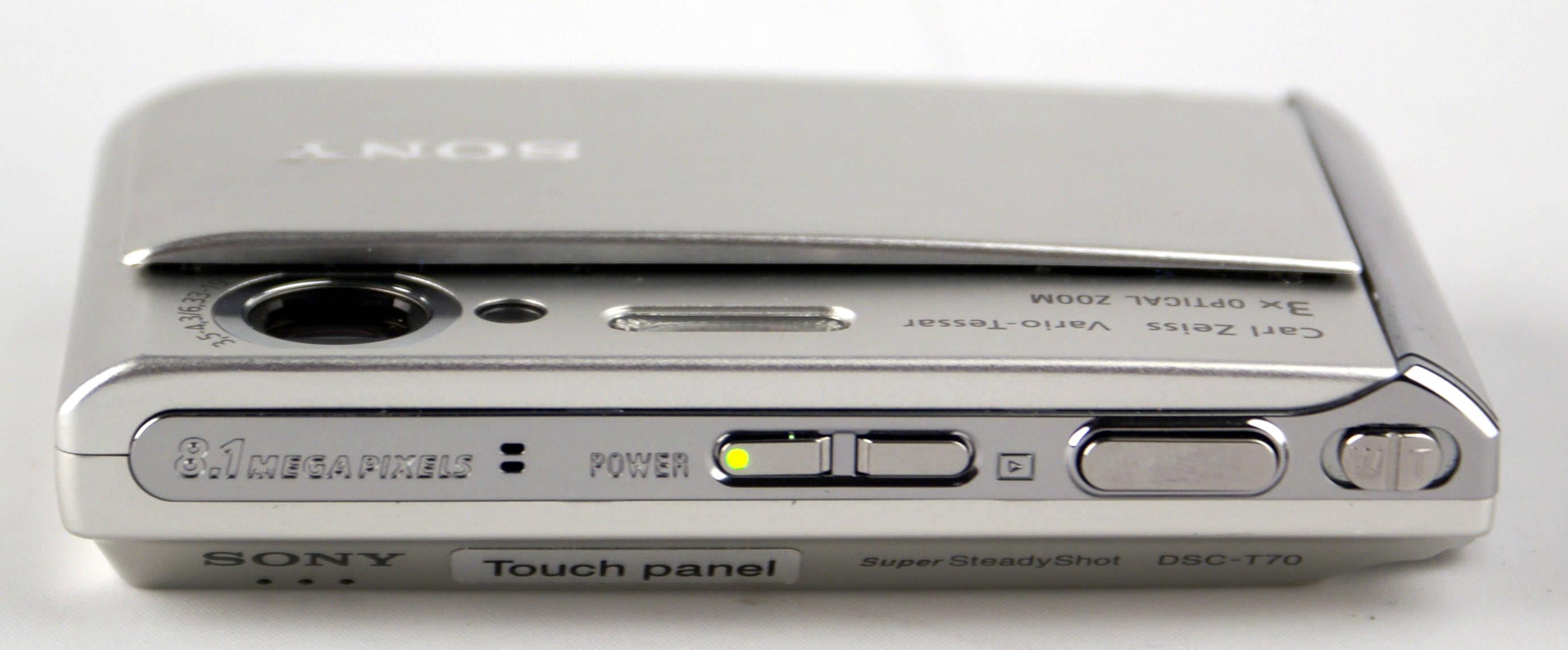 Sony DSC-H5 Review