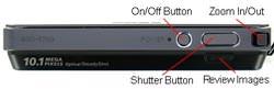 Sony Cybershot DSC T700