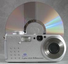 Sony DSC-P5 Digital Camera