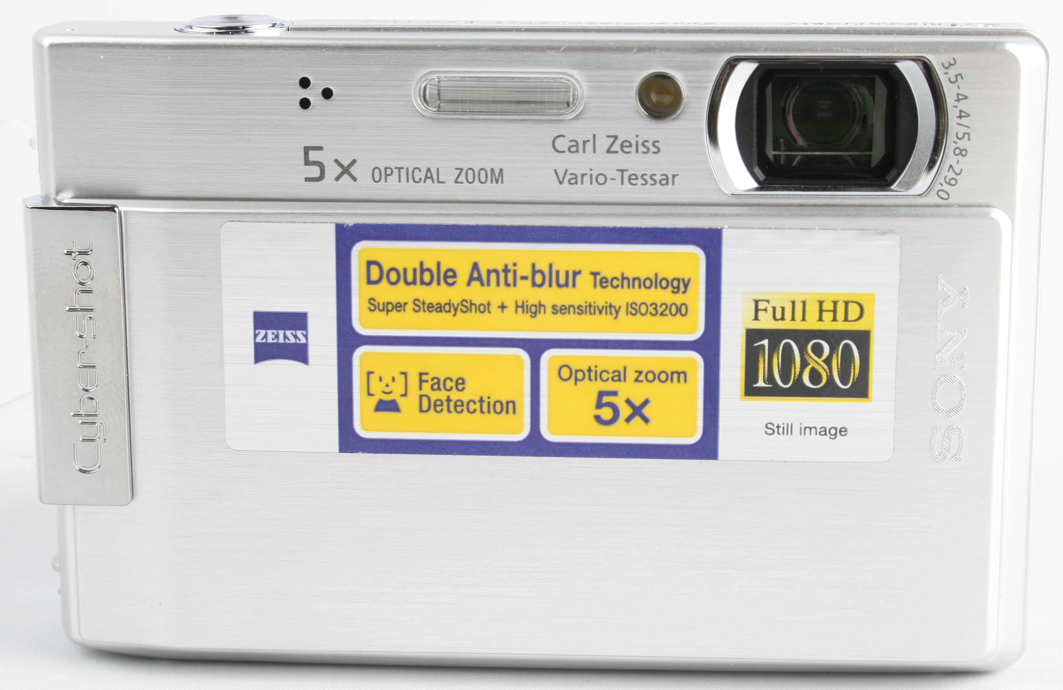 sony dsc t100 digital camera review rh ephotozine com Sony's Cyber-shot User Guide Sony Cyber-shot Instruction Book