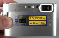 Sony DSC T200