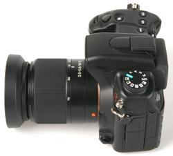 Sony DSLR-A700 Digital SLR