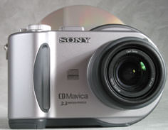 Sony Mavica MVC-CD300