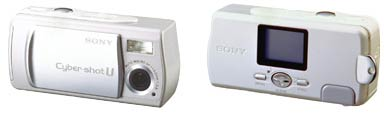 Sony DSC-U10
