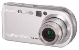 Sony Cyber-shot P200