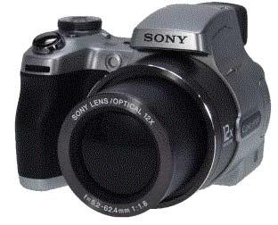 Sony Cyber-shot H1