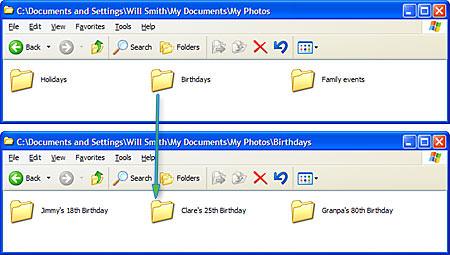 Storing your digital images