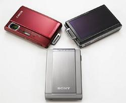 Sony Cyber-shot T300