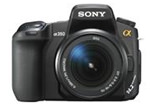 Sony Alpha a350 Digital SLR
