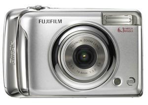 Fujifilm FinePix A610, FinePix A800 - cameras launched