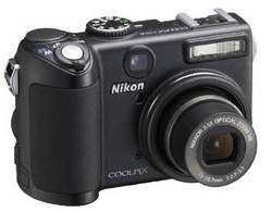 Nikon Coolpix P5100 digital camera
