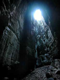 Cave by Tim Vurtis