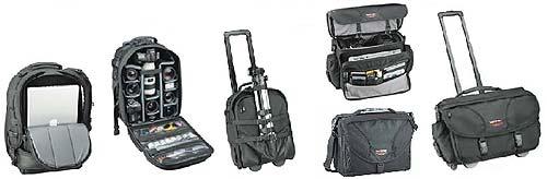 Tamrac expand their computer compatible bag range