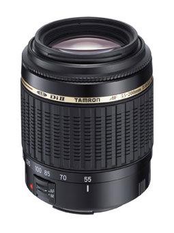 Tamron 55-200mm f/4-5.6 LD Macro Di ll