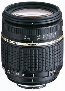Tamron AF 18-250mm f/3.5-6.3 Di-II LD Aspherical (IF) Macro