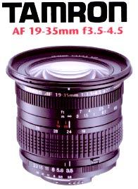 Tamron AF19-35mm