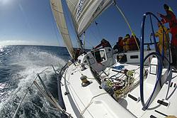 Team Lexar wins Jane Taite Memorial Award in Sydney to Hobart Yacht Race