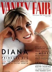 Princess Diana Vanity Fair Mario Testino