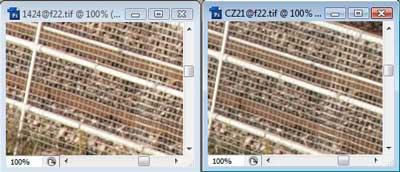 Nikon 14-24mm f/22 & Carl Zeiss 21mm f/22 Zone B resolution