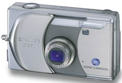 The DiMAGE G530 - 5-Megapixel CCD camera launched