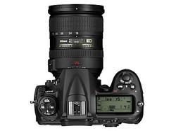 Nikon D300 Top