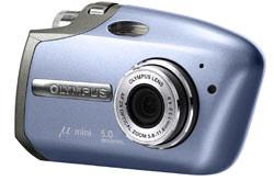 Olympus (mju:)-mini Digital S