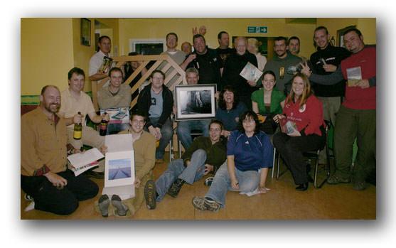 ePHOTOzine members meeting at Rowardennan