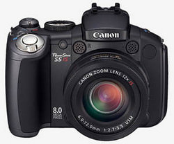 Canon PowerShot S5