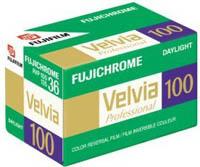 Fuji Velvia 100