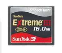 SanDisk Extreme III 16Gb