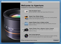 A guide to Apple Aperture